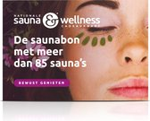 Nationale Sauna & Wellness cadeaukaart 25,-