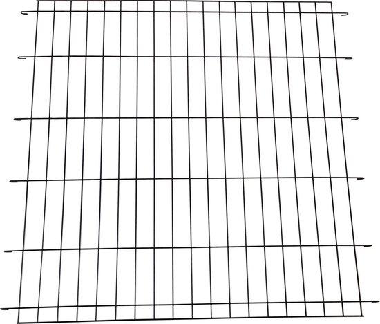 Adori Bench Divider Zwart - Hondenbench - 71.6 x 67.8 cm