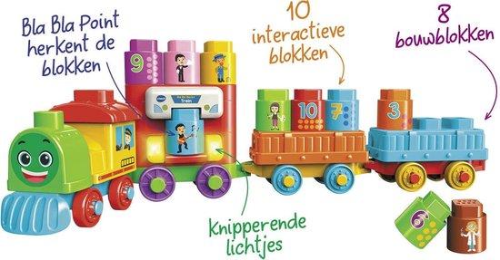 VTech Bla-Bla-Blocks Trein - Interactieve Blokken