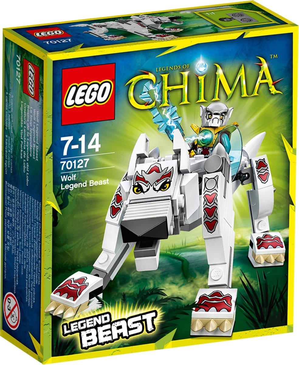 LEGO Chima Wolf Legendebeest - 70127