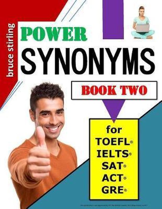 Boek cover Power Synonyms - Book Two van Bruce Stirling (Paperback)