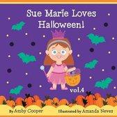 Sue Marie Loves Halloween