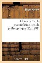 La science et le materialisme