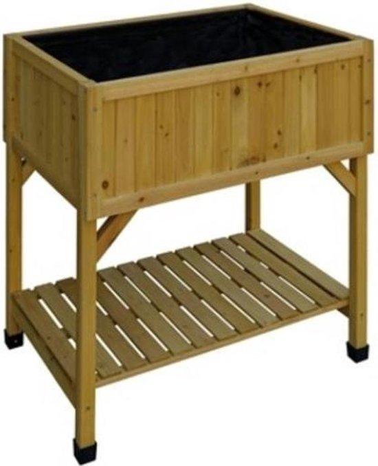Moestuin-tafel Easy Grow
