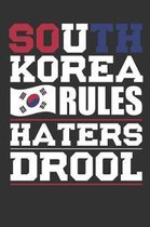 South Korea Rules Haters Drool