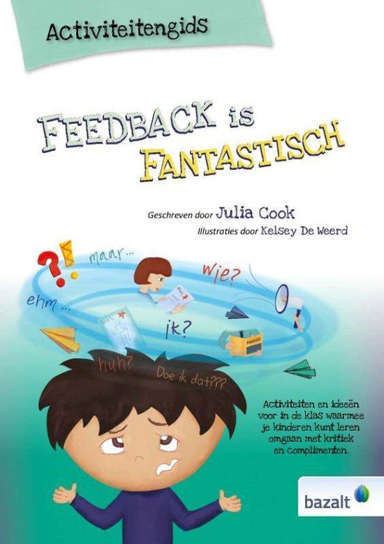 Activiteitengids Feedback is fantastisch - Julia Cook | Readingchampions.org.uk