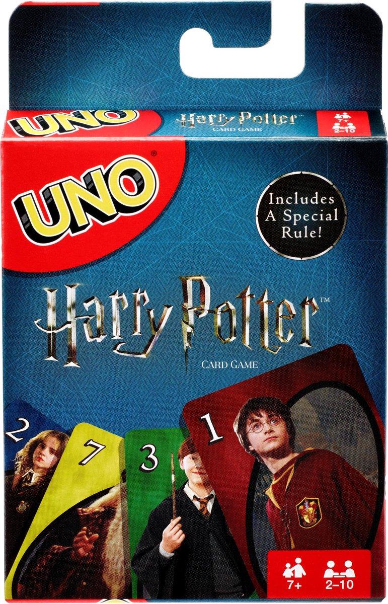 UNO Kaartspel Harry Potter - Kaartspel
