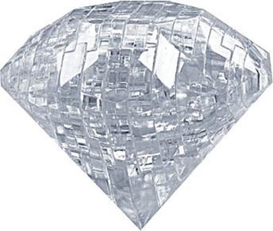 Funtime 3D Crystal Puzzle Diamond - Puzzel - 41 puzzelstukjes