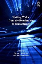 Writing Wales, from the Renaissance to Romanticism