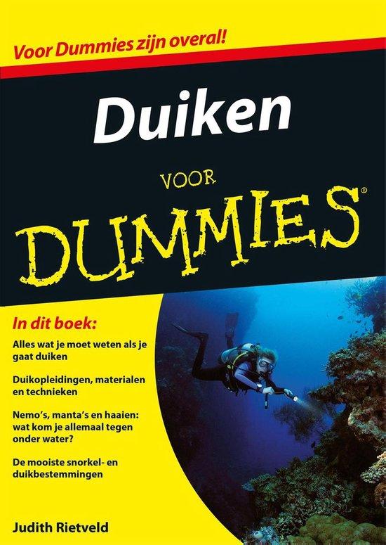 Voor Dummies - Duiken voor Dummies - Judith Rietveld   Readingchampions.org.uk