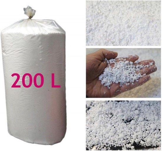 Zitzak Vulling Liter.Bol Com Zitzakvulling 200 Liter Nergens Goedkoper