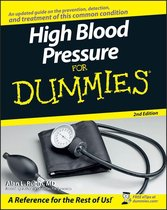 Omslag High Blood Pressure for Dummies