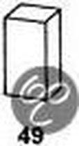 Koolborstel-set 0990 voor Phillips handgereedschap