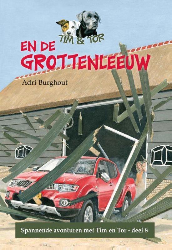 Tim & Tor 8 - De grottenleeuw - Adri Burghout  