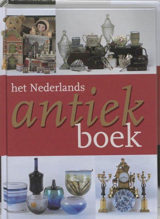 Het Nederlands antiek boek - Jeannette Ten Kate  