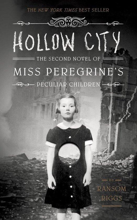 Omslag van Hollow City