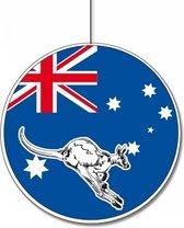Australie hangdecoratie 28 cm