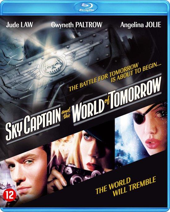 Cover van de film 'Sky Captain & The World O'