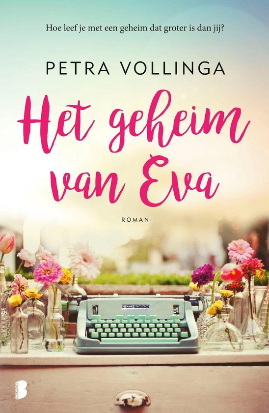Het geheim van Eva - Petra Vollinga |