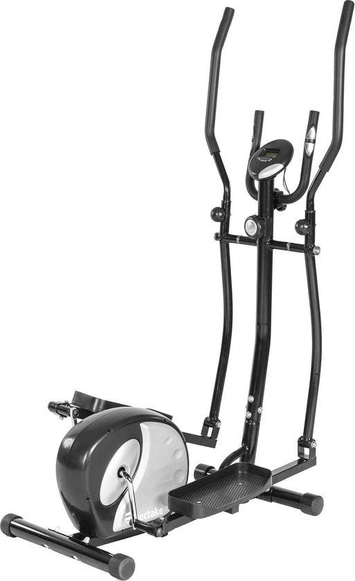 Fitness Hometrainer - Crosstrainer - incl. ergometer