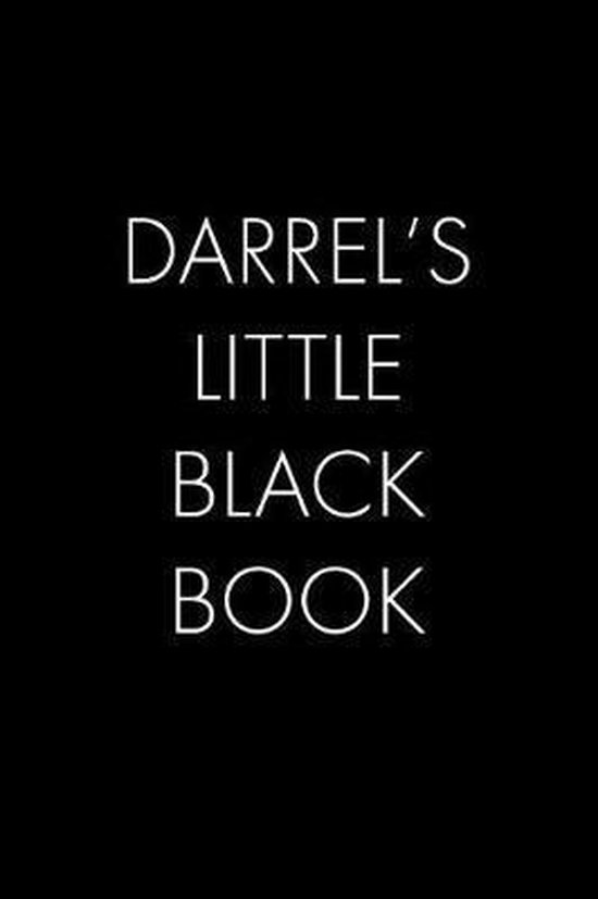 Darrel's Little Black Book