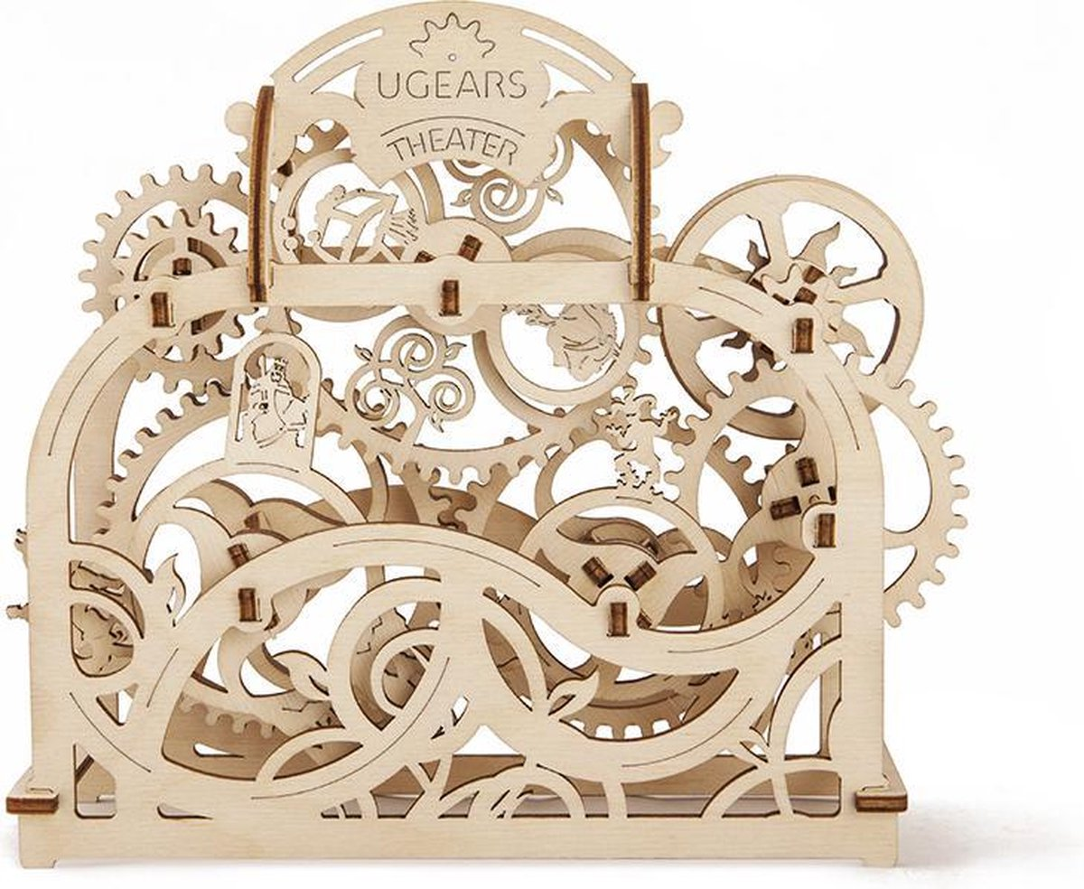 Ugears Modelbouw Hout Theater