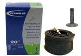 Schwalbe - Binnenband Fiets - Auto Ventiel - 20 x 1 1/8 x 20 x 1 3/8 - 37 - 451