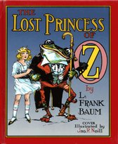 The Lost Princess of Oz (Illustrated)