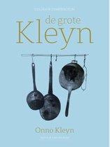 Boek cover De grote Kleyn van Onno Kleyn (Hardcover)