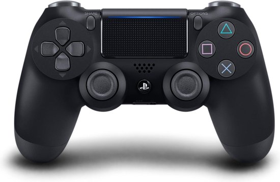 Afbeelding van Sony PlayStation 4 Wireless Dualshock 4 V2 Controller - Zwart - PS4