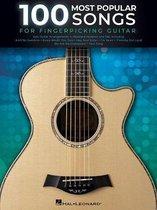 Boek cover 100 Most Popular Songs for Fingerpicking Guitar van  (Paperback)