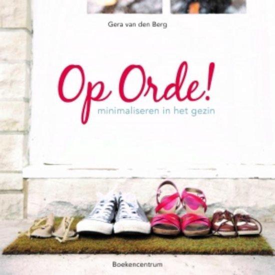 Op orde! - Gera van den Berg | Readingchampions.org.uk
