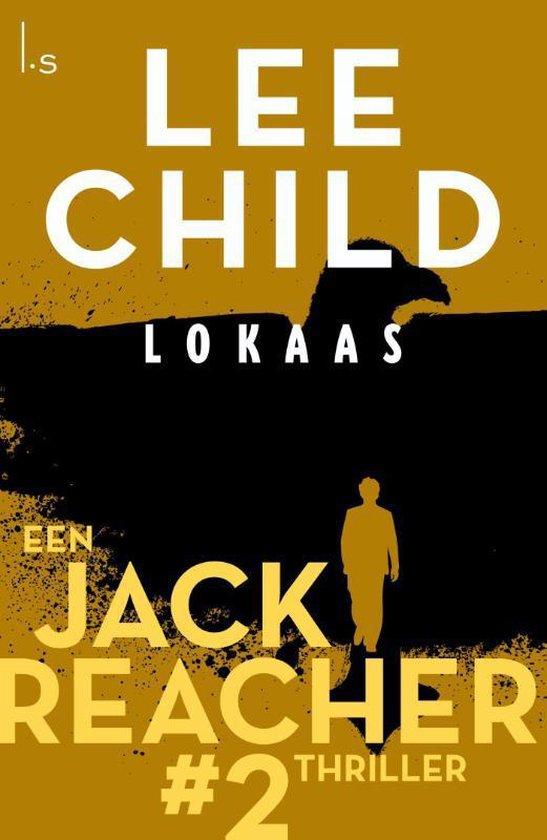 Omslag van Jack Reacher 2 -   Lokaas