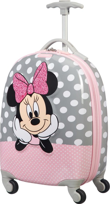 Samsonite Kinderkoffer - Disney Ultimate 2.0 spinner 46/16 Minnie Glitter