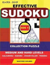 Effective sudoku. 400 collection puzzle.