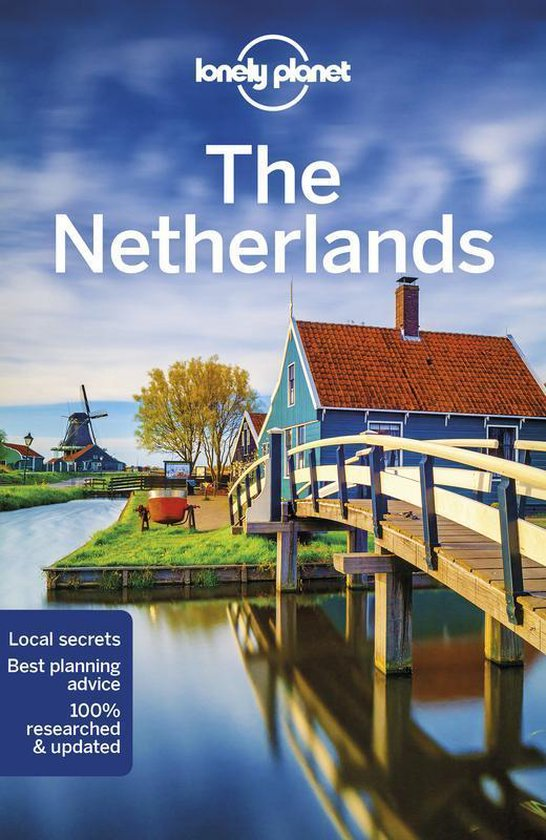 Afbeelding van Lonely Planet The Netherlands