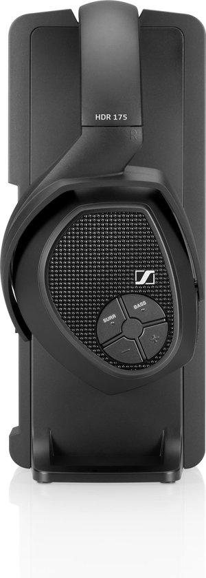 Sennheiser RS 175 - Draadloze over-ear koptelefoon - Zwart