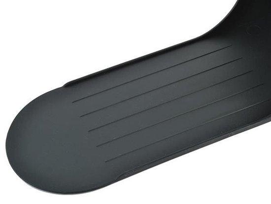 Schoenen Opbergsysteem Verstelbaar – Schoenenrek Schoenenkast Schoen Organizer – Set van 5 Zwart