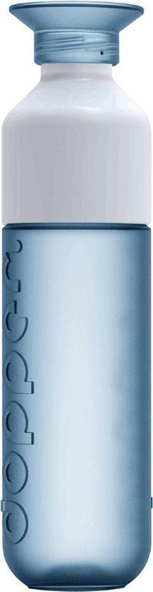 Dopper Drinkfles - 450 ml - Blauw