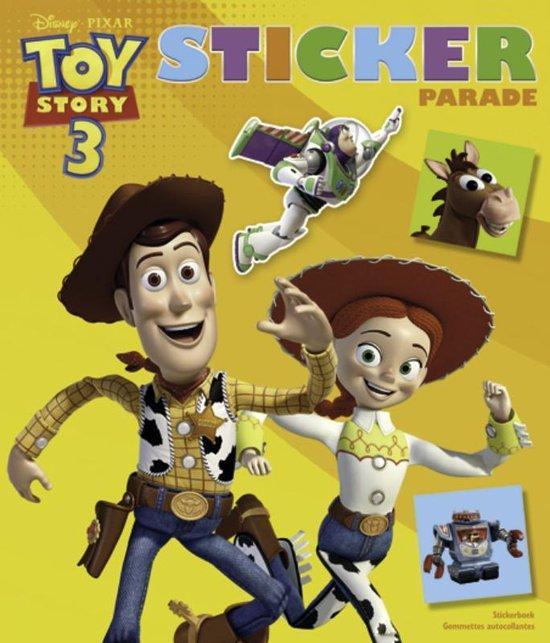Toy Story 3 / Sticker Parade - N.v.t. |