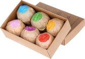 Bath bombs, bad bruisballen, 100% natuurlijke producten speciale mix van etherische oliën Aroma