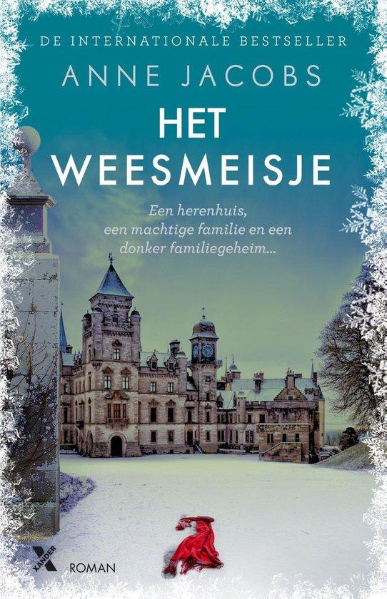 Boek cover Het weesmeisje van Anne Jacobs (Onbekend)