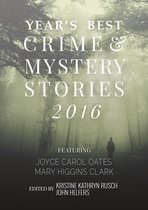 Omslag Kobo Presents The Year's Best Crime and Mystery Stories 2016