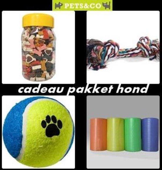 Pets & Co Cadeau Pakket Hond - Assorti