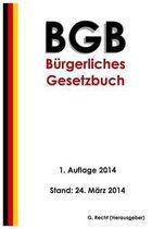Das Bgb - B rgerliches Gesetzbuch