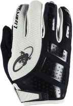 Lizard Skins fietshandschoenen Monitor SL Gel grijs/zwart mt 8