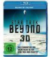 STAR TREK - Beyond (3D)/2 Blu-ray