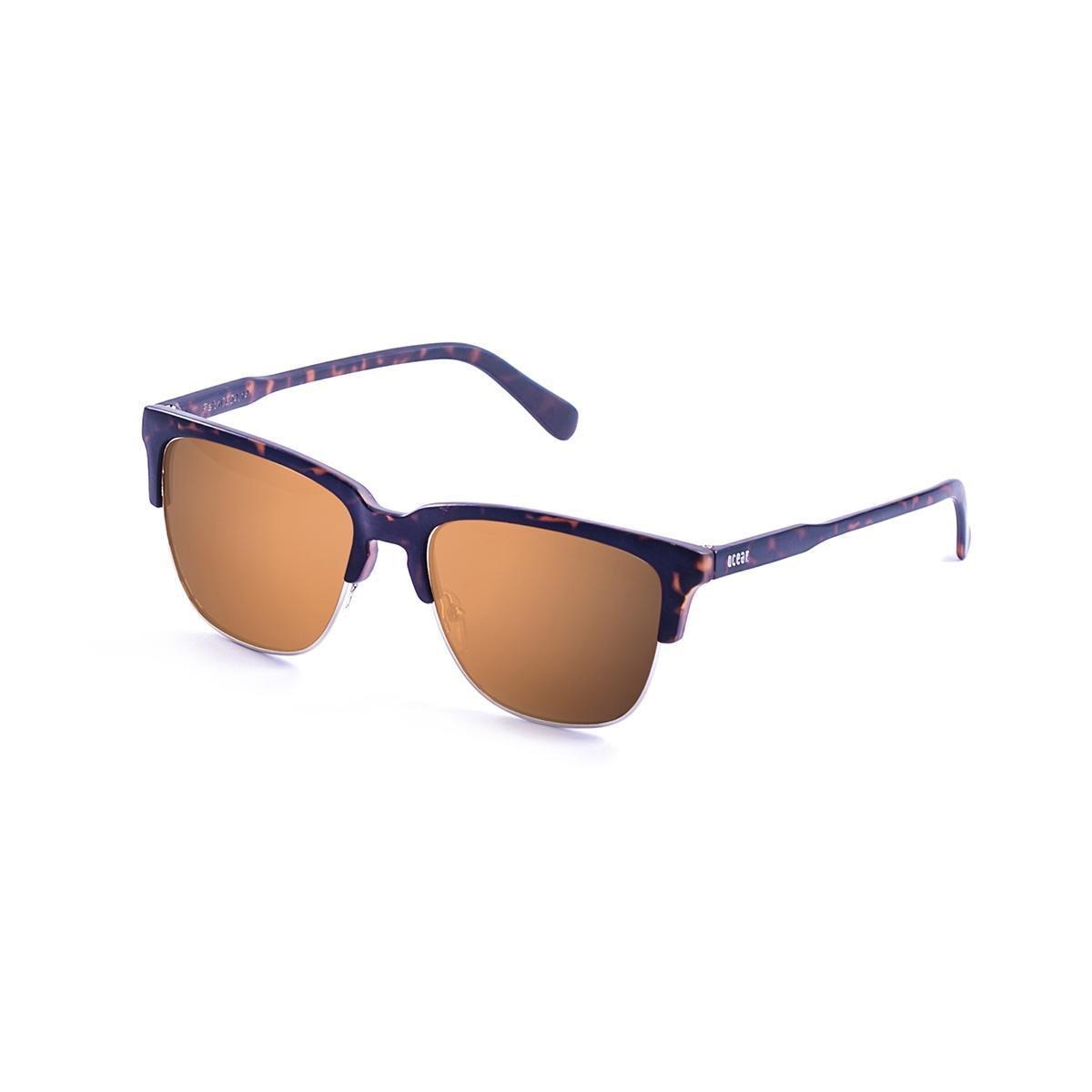 Ocean Sunglasses - LAFITENIA - Unisex Zonnebril Bruin - Ocean Sunglasses