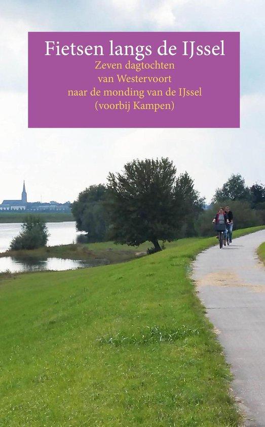 Fietsen langs de IJssel - Anton Logemann   Fthsonline.com