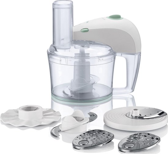 10. Philips HR7605/10 - Foodprocessor